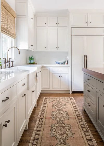 Farmhouse Kitchen by Jamie Keskin Design