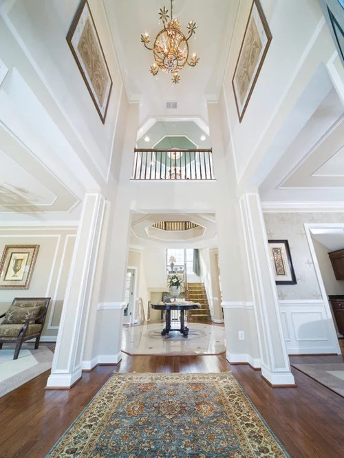 2 Story Foyer Entryway Design Ideas Pictures Remodel Amp Decor