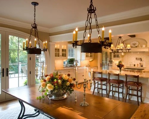 Kitchen And Dining Room Decor