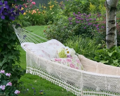 Crocheted Canopy Home Design Ideas Pictures Remodel And Decor