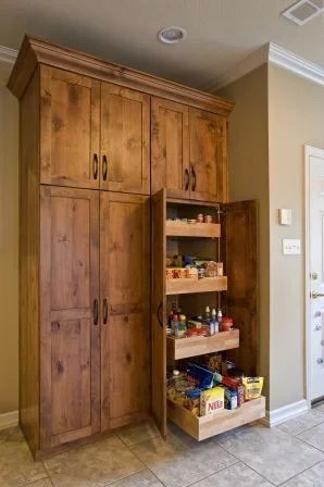 Free Standing Pantry Home Design Ideas Pictures Remodel