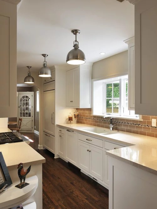 Galley Kitchen Lighting Ideas