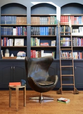 Modern Home Office by BUILT Design Collective