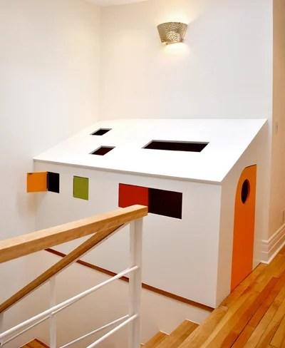 Moderno Dormitorio infantil by Bipède