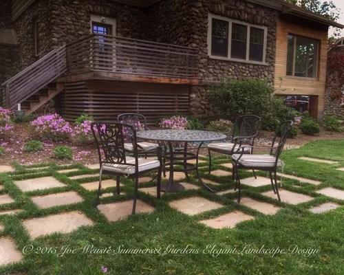 Simple Patio Designs | Houzz on Basic Patio Ideas id=90498