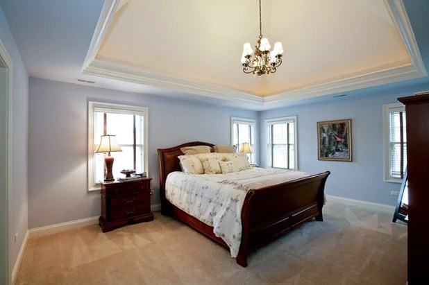 Bedroom Color  The Secret to More Sex and More Sleep Traditional Bedroom by Oakley Home Builders