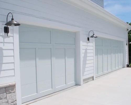 Garage Door Color Design Ideas & Remodel Pictures | Houzz on Garage Door Color Ideas  id=96560