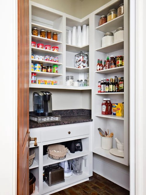 Small Pantry Ideas Pictures Remodel And Decor