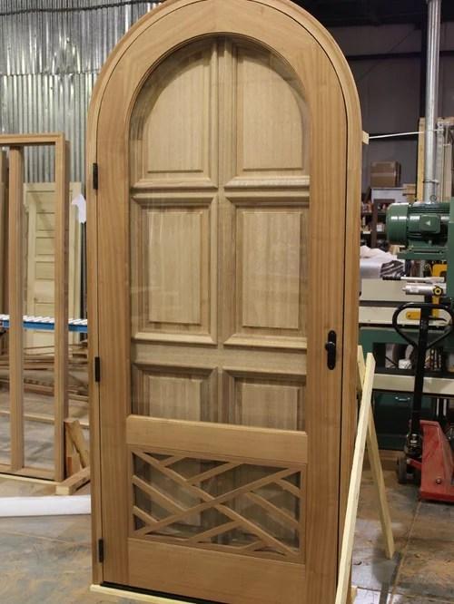 Custom Doors For Custom Homes