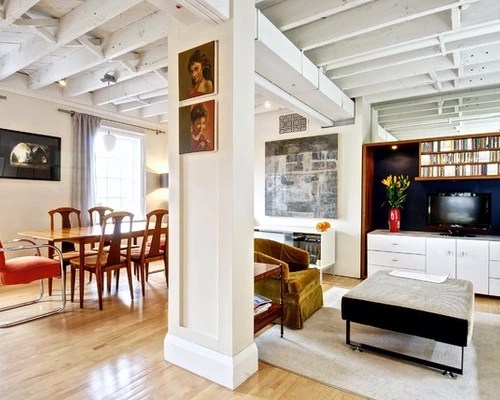 Exposed Ceiling Joists Houzz