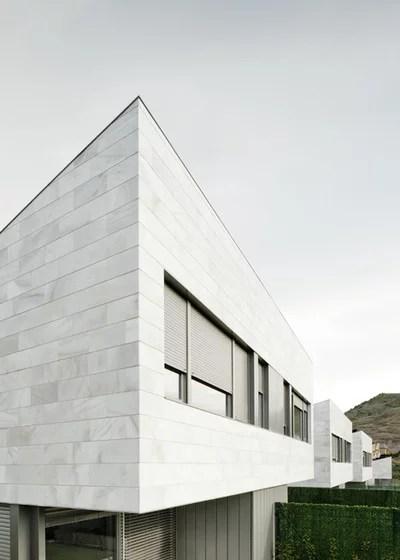 Contemporáneo Fachada by APEZTEGUIA ARQUITECTOS
