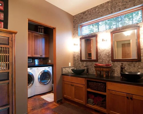 Master Bathroom Laundry Combo Home Design Ideas Pictures Remodel And Decor