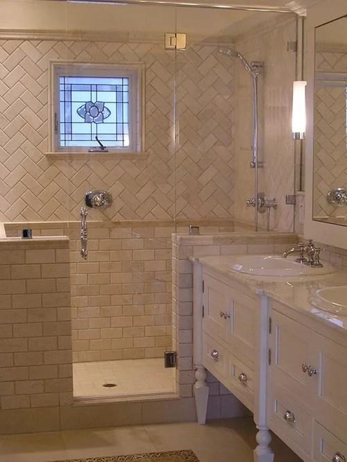 Shower Tile Pattern Design Ideas & Remodel Pictures   Houzz on Bathroom Tile Pattern Design  id=40264