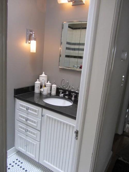 Small Modern Bathroom Houzz