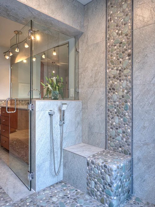 River Pebbles Home Design Ideas Pictures Remodel And Decor