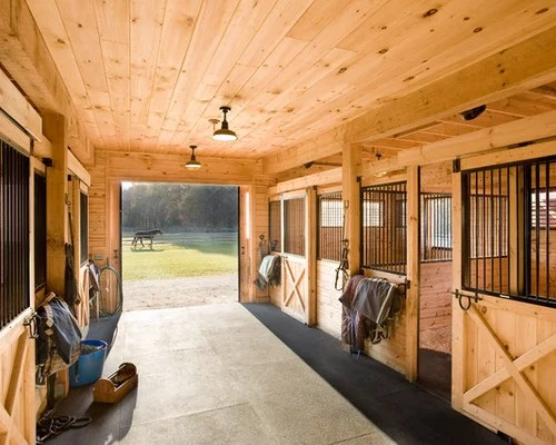 Horse Stable Houzz