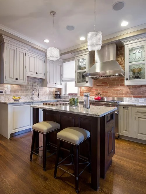 Small Kitchen Island Home Design Ideas Pictures Remodel