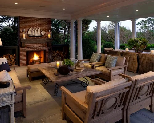 covered outdoor patio living space Outdoor Covered Living Space Home Design Ideas, Pictures