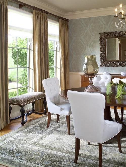 Dining Room Curtains   Houzz on Farmhouse:-Cra1Rtrksu= Dining Room Curtains  id=37760
