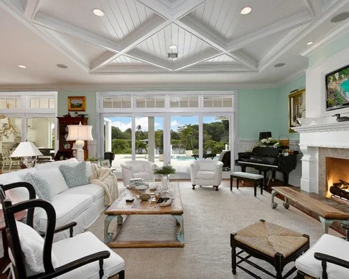 Caribbean Living Room Home Design Ideas Pictures Remodel