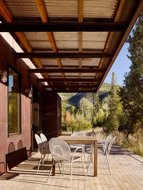 Best Overhang Design Ideas & Remodel Pictures   Houzz on Backyard Overhang Ideas id=59864