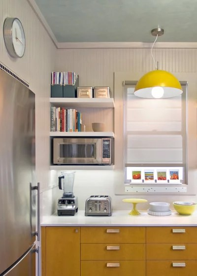 10 Tiny Kitchens Whose Usefulness You Wont Believe