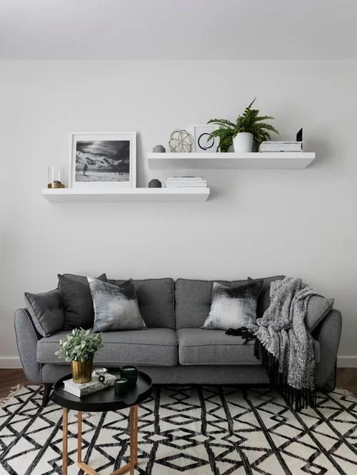 Scandinavian Living Room Design Ideas Remodels Amp Photos