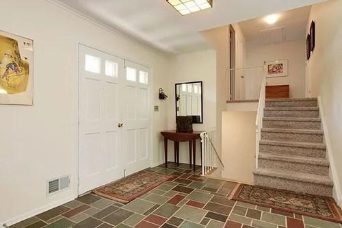 hate my entryway slate floor