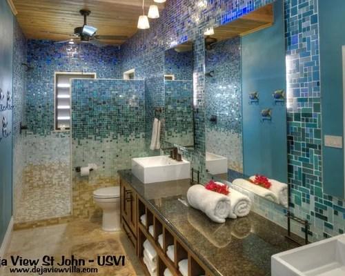 Deja View Villa Bathroom St John US Virgin Islands