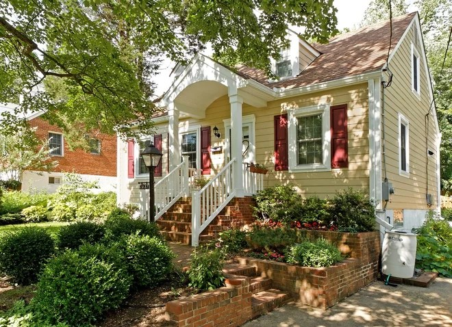 Traditional Exterior by Case Design/Remodeling, Inc.