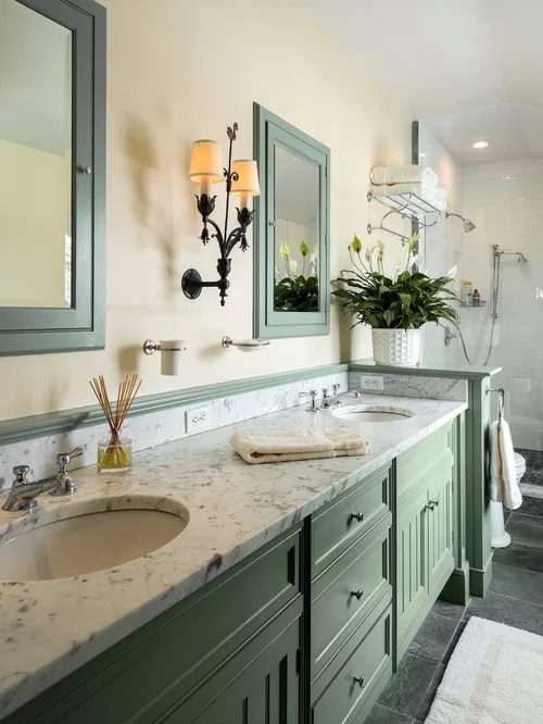Light Green Cabinets Home Design Ideas Pictures Remodel