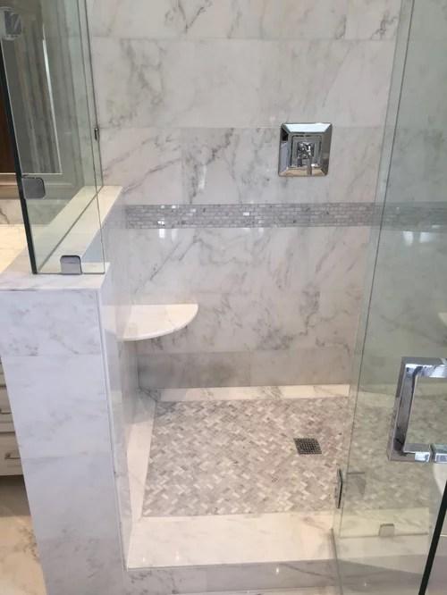 Herringbone Marble Mosaics Home Design Ideas Pictures