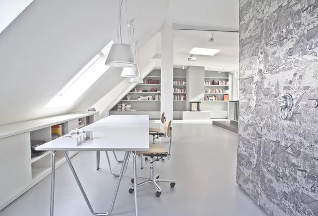 Schreibtisch Unter Dachschräge 2021