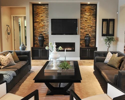 Top 30 Contemporary Living Room Ideas Designs Houzz Part 77