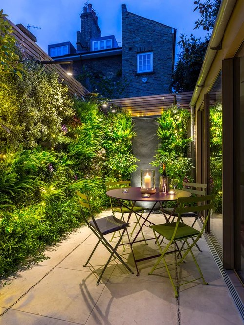 75 Contemporary Patio Design Ideas, Pictures & Inspiration ... on Modern Small Patio Ideas id=25253