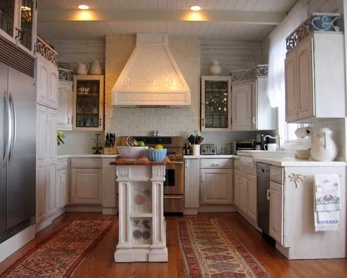 Narrow Kitchen Design Pictures