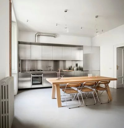 Contemporaneo Cucina by CM9Architects