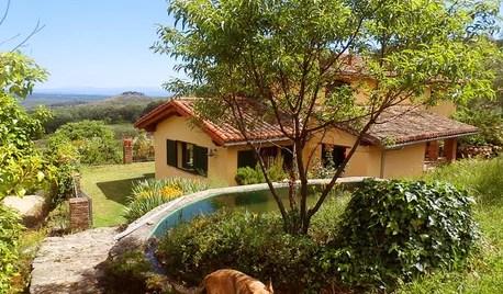 Jardín de la semana: Descubre este idílico refugio en La Vera cacereña