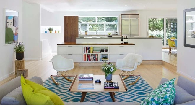 Modern  by aamodt / plumb architects