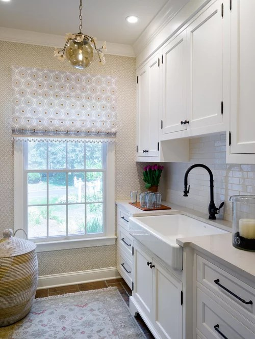 all time favorite small laundry room ideas designs houzz on laundry room wall covering ideas id=38330