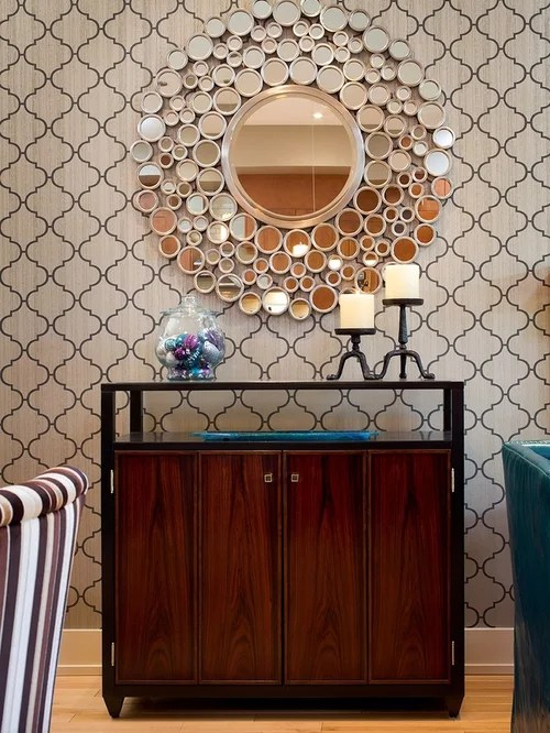 Stupendous Large Decorative Mirrors For Living Room Decorating Ideas Gallery In Traditional Design