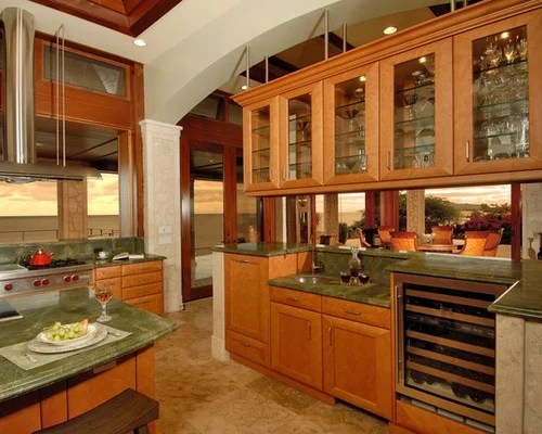 Rainforest Green Granite Countertops Home Design Ideas, Pictures, Remodel And Decor