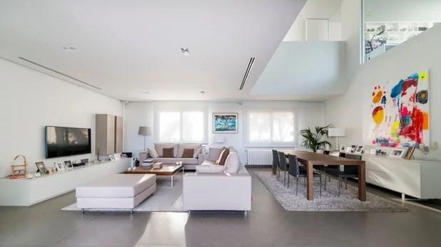 Moderno Sala de estar by Casas inHAUS