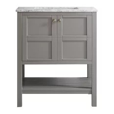30-inch bathroom vanities | houzz