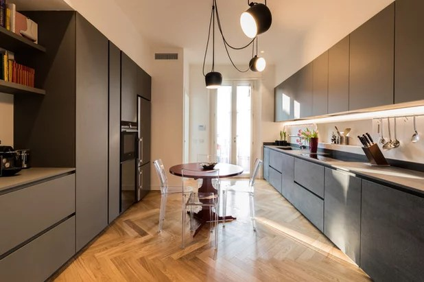 Contemporaneo Cucina by Alb.a Studio