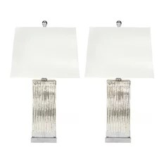 Rock Crystal Table Lamp ZMT-LIT4050A (Set of 2)