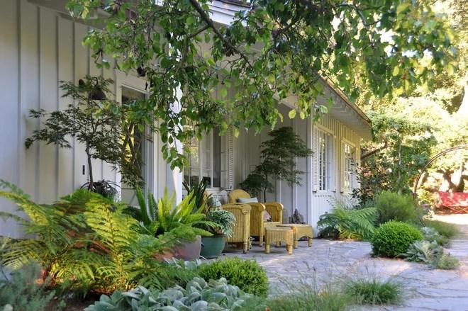 Farmhouse Porch by Margie Grace - Grace Design Associates