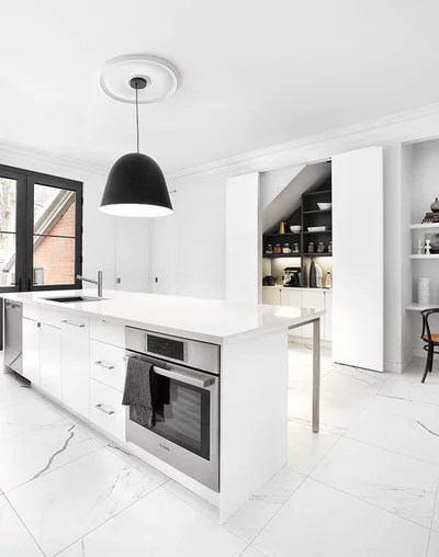 Contemporary Kitchen by Palmerston Design Consultants