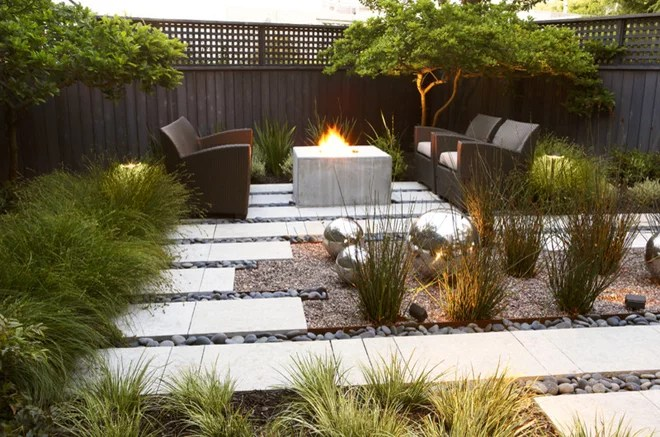 Contemporaneo Giardino by Arterra Landscape Architects