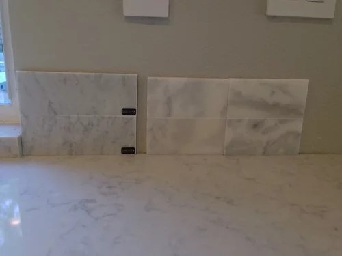 Backsplash Honed Vs Polished